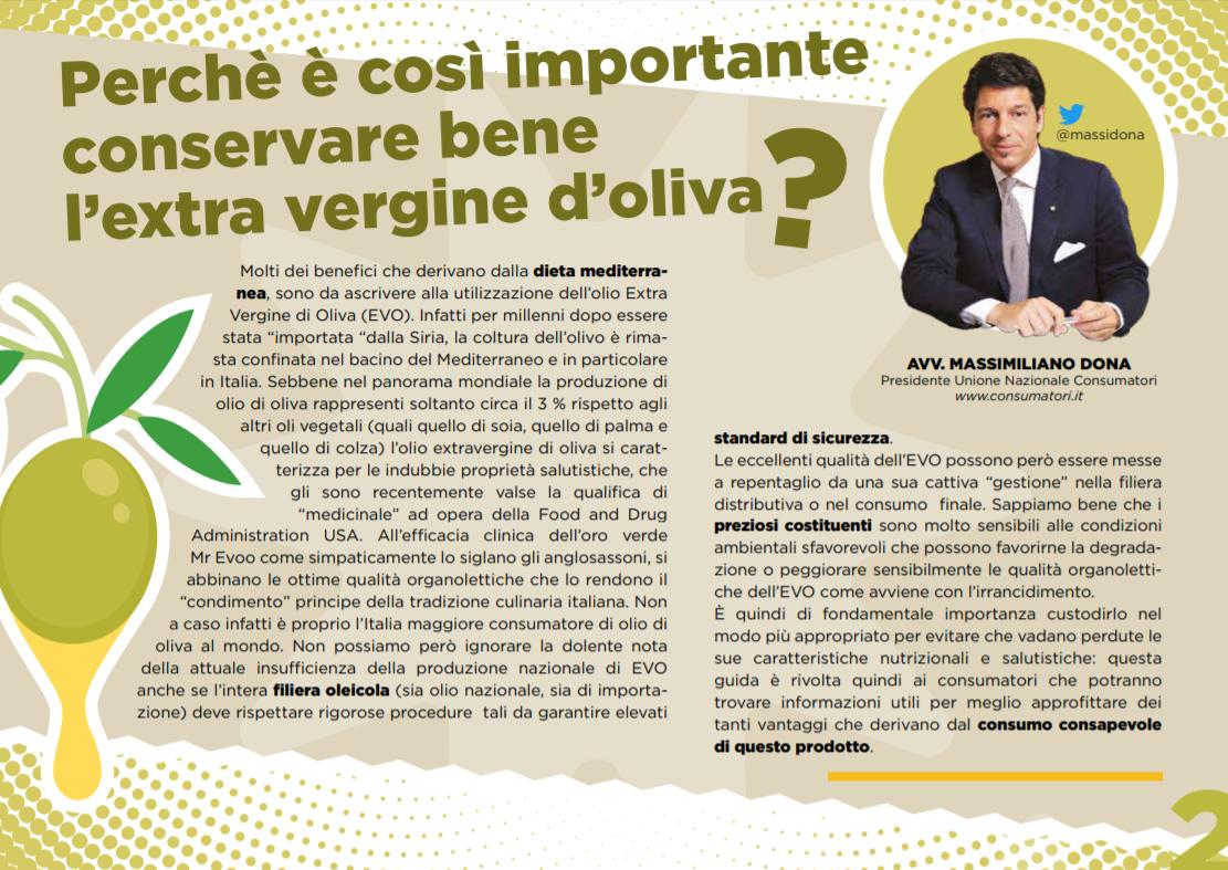 Olio extra vergine di oliva 2