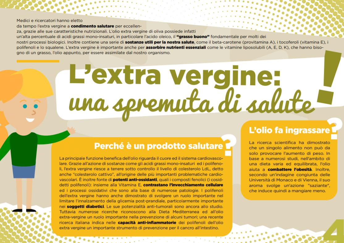 Olio extra vergine di oliva 4