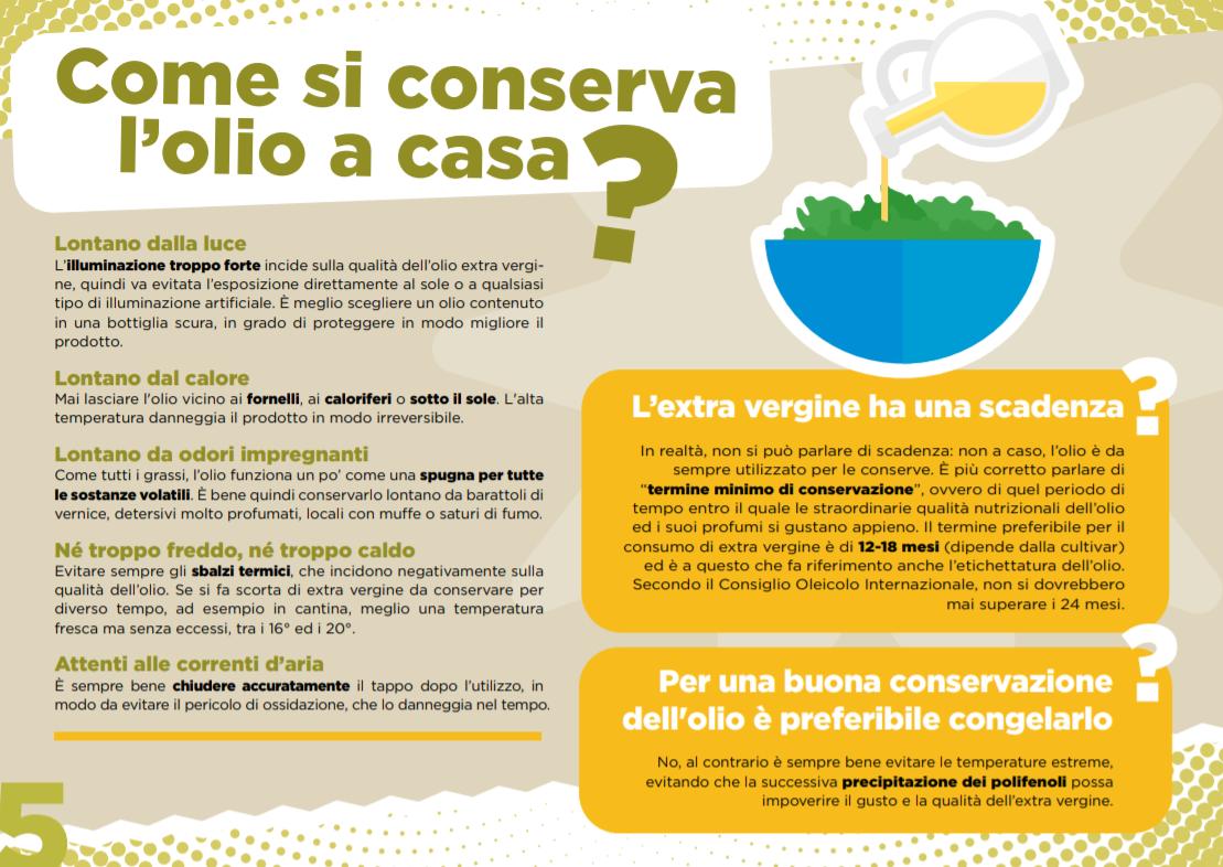 Olio extra vergine di oliva 5