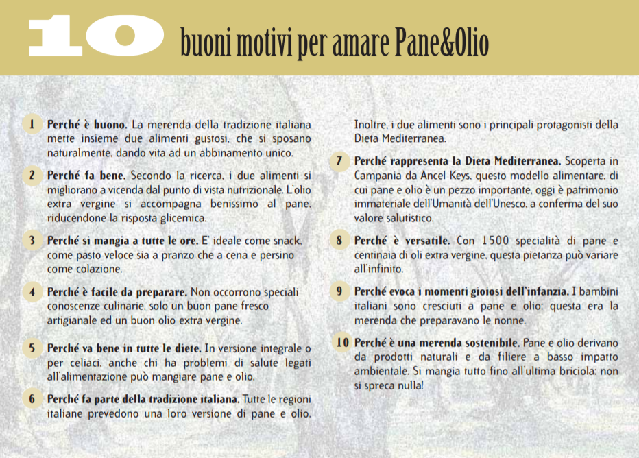 Pane e Olio #5_Assitol - ITA